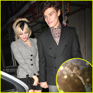 Pixie Lott Valentine's Day Kisses with Oliver Cheshire!