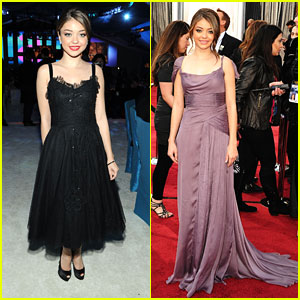 Sarah Hyland - Oscars 2012