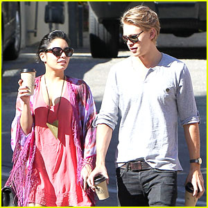 Vanessa Hudgens: A Month of 'Moulin Rouge'!