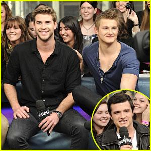 Liam Hemsworth: New 'Hunger Games' Clip!
