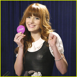 Bella Thorne: Taking Over Radio Disney TODAY!