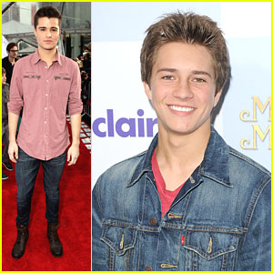 Billy Unger & Spencer Boldman: 'Mirror Mirror' Men