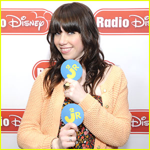 Carly Rae Jepsen Takes Over Radio Disney