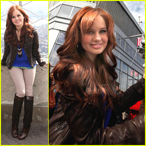 Debby Ryan: 'Jessie' Gets a Second Season!