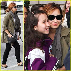 Demi Lovato: 'Mockingjay' Reader!