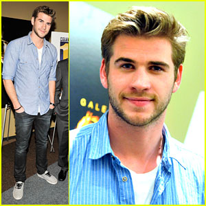Liam Hemsworth: 'The Hunger Games' Australian Screening