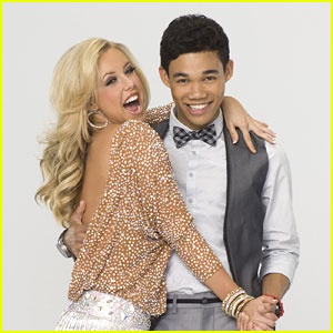 Roshon Fegan: Dancing With The Stars Promo Pics!