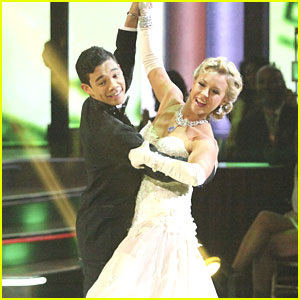 Roshon Fegan: Quickstep with Chelsie Hightower