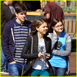 Sarah Hyland: 'Happiest Place on Earth' with Matt Prokop