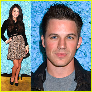 Shenae Grimes & Matt Lanter: Just Jared's 30th Birthday Party!