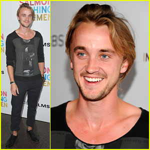 Tom Felton Goes 'Salmon Fishing In the Yemen'