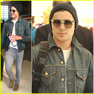 Zac Efron: 'The Lorax' Goes to London