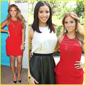 Adrienne Bailon: 'Empire Girls' Reality Show!