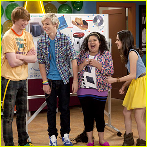 Austin &#038; Ally: Burglaries &#038; Boobytraps!