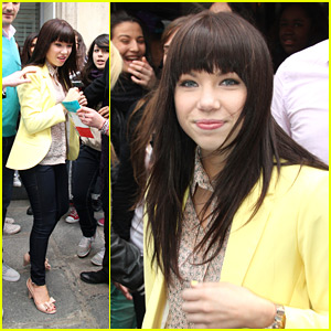 Carly Rae Jepsen: Bonjour, Paris!