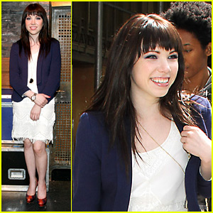 Carly Rae Jepsen Wants to Live in Paris, New York and Amsterdam