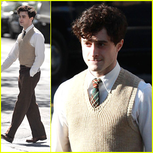 Daniel Radcliffe: 'The Woman In Black' on DVD May 22nd!
