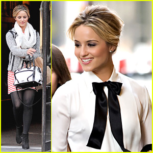Dianna Agron: 'I Think People Will Be Satisfied'