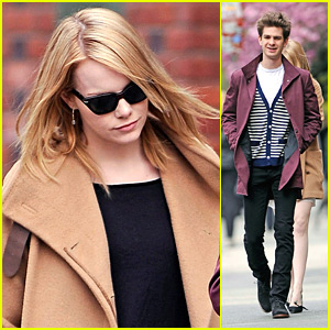 Emma Stone Chats Gwen Stacy in 'Amazi
