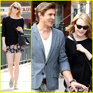 Emma Stone: Sunday in the City