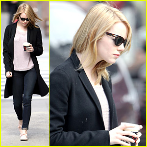 Emma Stone: 'I Like Pillow Fights'