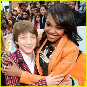 Jake Short: Fave TV Actor at Kids Choice Awards 2012