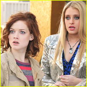 Jane Levy & Carly Chaikin Lose Yakult!