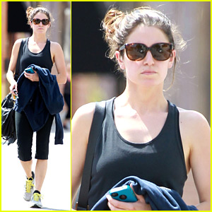 Nikki Reed: 'Snap' Star