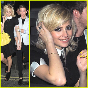 Pixie Lott Talks K-Pop Collaboration