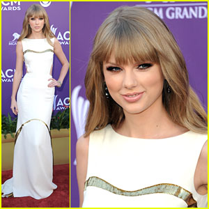 Taylor Swift: ACM Awards 2012