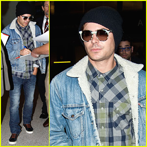 Zac Efron: Hand Injury Explained?