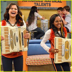 Zendaya Guest Stars on 'A.N.T. Farm' Season Two Premiere!