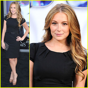 Alexa Vega - Dark Shadows Premiere Pretty