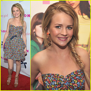 Britt Robertson: New Face of Tommy Girl!