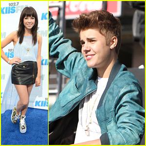 Carly Rae Jepsen & Justin Bieber: Wango Tango Two!