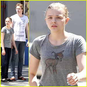 Chloe Moretz: Headed to South Korea!