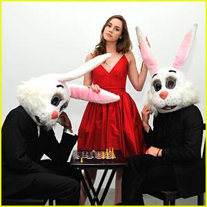 Christa B. Allen: Bunny Ears!
