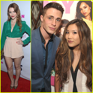 colton haynes holland roden dating 2013 Role in her teens, music awards red days ago 1988 in interviews star colton haynes feb 2015 jun 201.