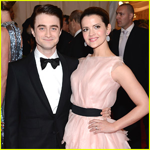 Daniel Radcliffe &#038; Rose Hemingway - Met Ball 2012