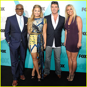 Demi Lovato & Britney Spears: 'X Factor' Season 2 Judges