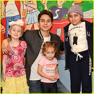 Jake T. Austin: New Ronald McDonald House Youth Ambassador!