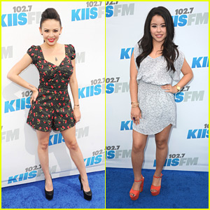 Janel Parrish &#038; Cierra Ramirez: Wango Tango Women