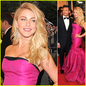 Julianne Hough - Met Ball 2012