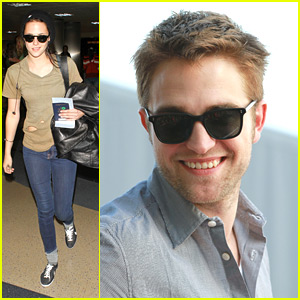Kristen Stewart & Robert Pattinson: Cannes Couple