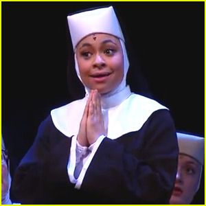 Raven Symone Says Grace -- Exclusive Clip!