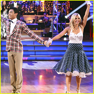 Roshon Fegan &#038; Chelsie Hightower: 'Dancing With The Stars' No More