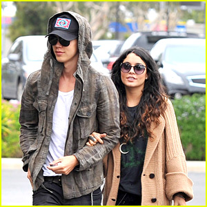 Vanessa Hudgens & Austin Butler: Culver City Couple