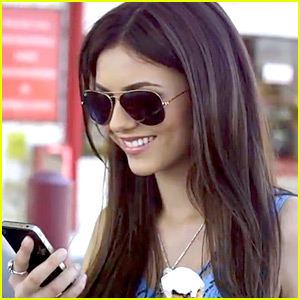 Victoria Justice - 'Make It In America' Video!