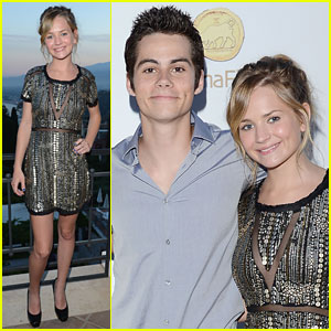 Britt Robertson &#038; Dylan O'Brien: Taormina Film Festival
