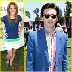 Katie Leclerc Has 'A Time For Heroes' with Drake Bell